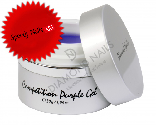 Competition Purple Gel 30g copia